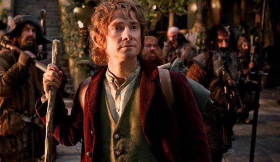 The Hobbit Social Media Campaign