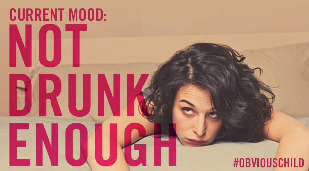 Obvious Child Movie Social Media Campaign