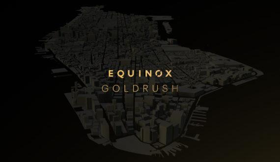 EQUINOX GOLDRUSH 2016
