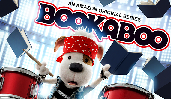 Amazon Kids' Bookaboo