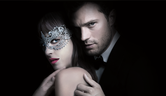 Fifty Shades Darker Home Entertainment
