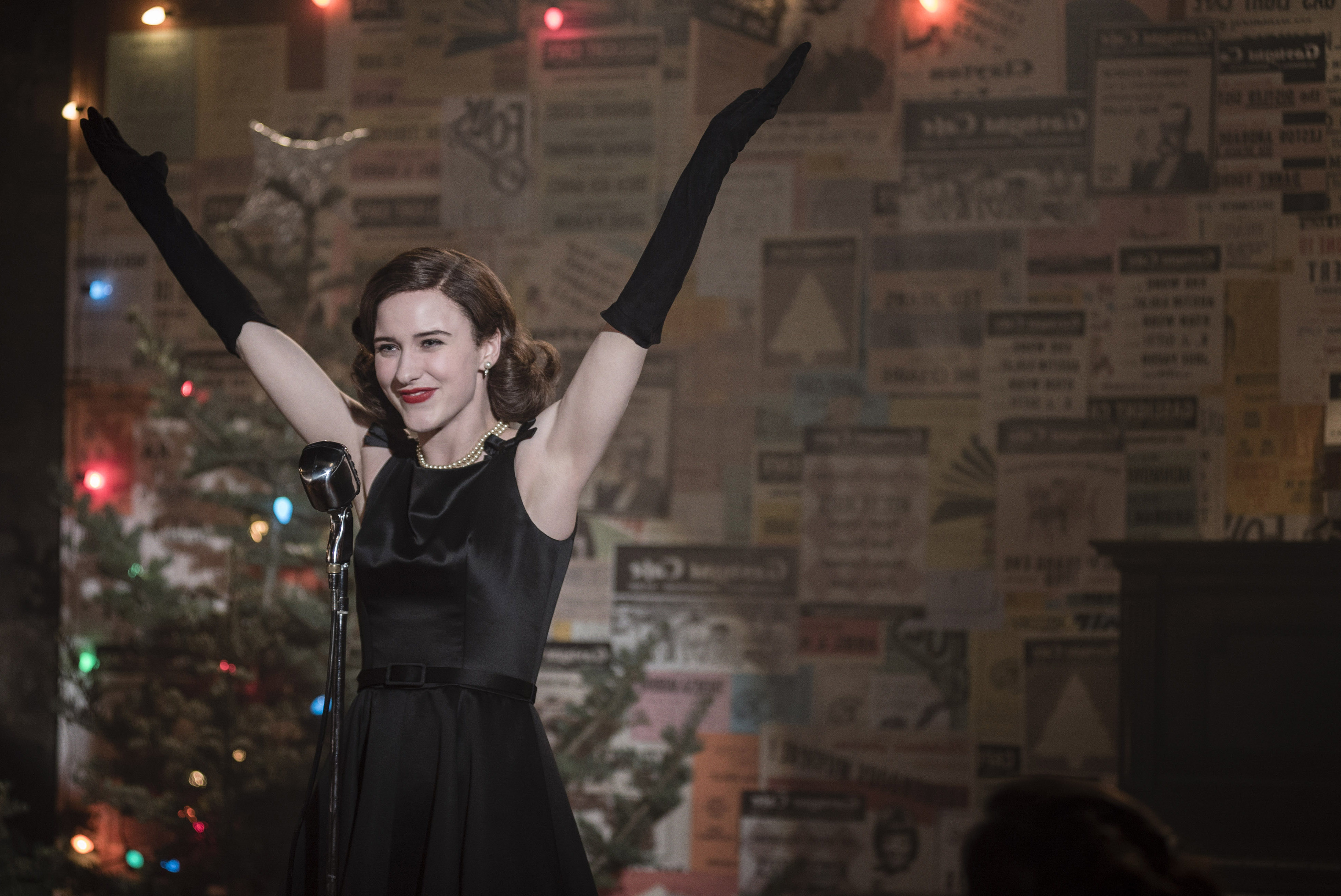The Marvelous Mrs. Maisel – Season 1
