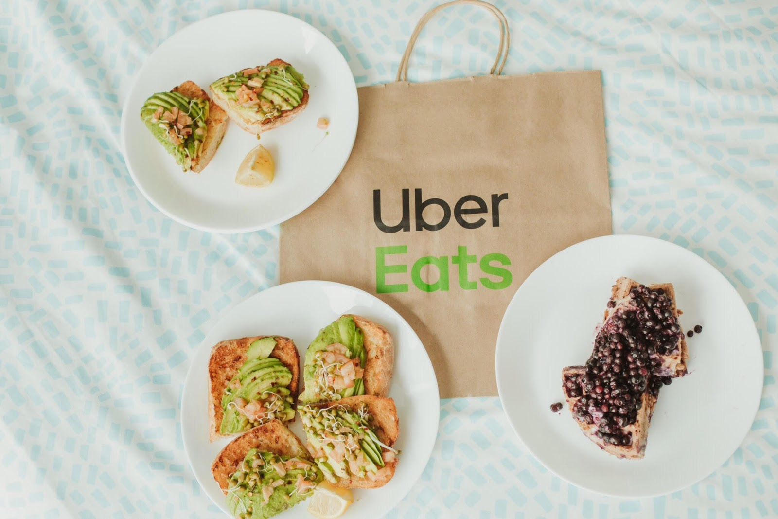 Uber Eats Family Campaign – Canada