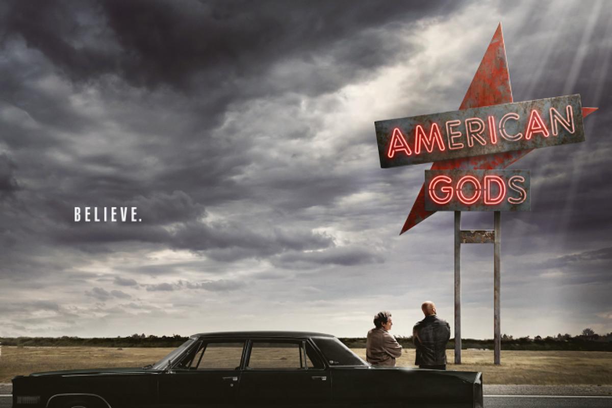 Starz American Gods Holy Day Binge
