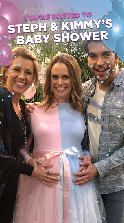 Fuller House Baby Shower