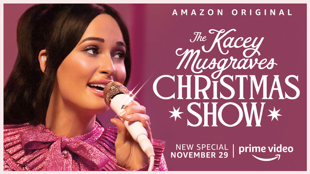 The Kasey Musgraves Christmas Show Pop-Up